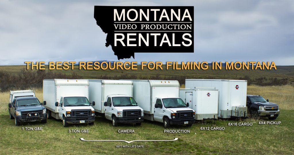 Montana Video Production Rentals