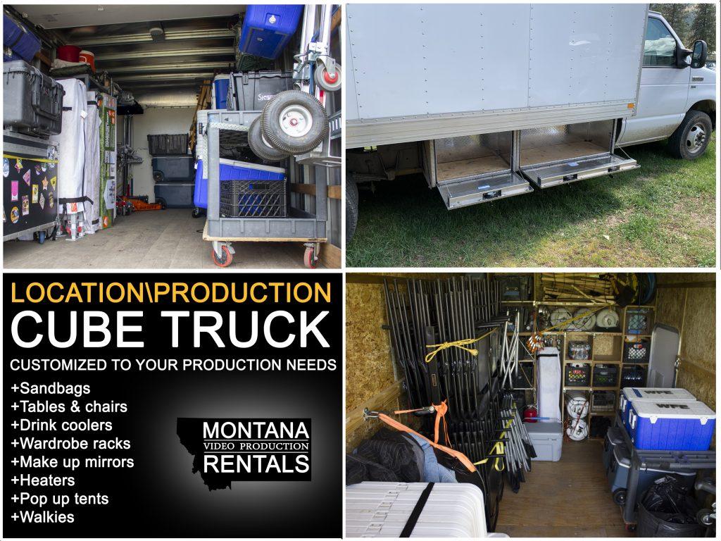 Base Camp Box Truck